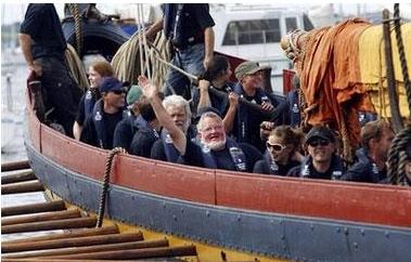 2007世界最大复制海盗船启程 重走千年前航线 4.png