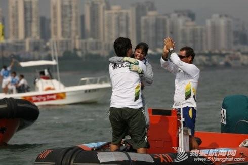 奥林匹克,澳大利亚,斯洛文尼亚,意大利,西班牙 今天澳大利亚帆船运动员获得了今天产生的两枚金牌! 5.jpg