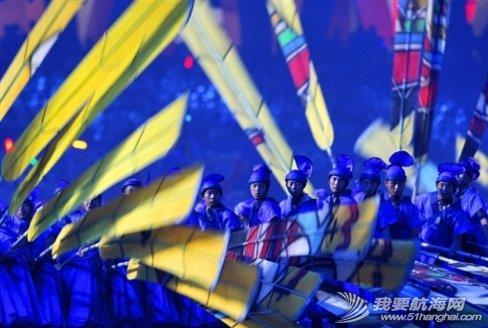 郑和下西洋,中华文明,指南针,开幕式,中国 奥运开幕式上的航海符号---丝路 1.png