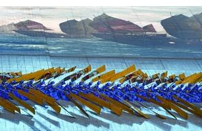 郑和下西洋,中华文明,指南针,开幕式,中国 奥运开幕式上的航海符号---丝路 2.png