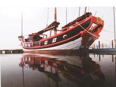 太平公主,战争机器,中国古代,旧金山,价值观 太平公主号帆船 船员18日在美国世界日报演讲 3.png