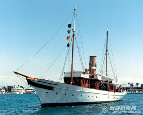 太平公主,圣地亚哥,帆船 圣地亚哥以航海界的最高礼节欢迎太平公主号的几条帆船 1.jpg