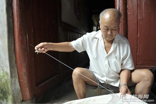 南台号,南台II号 8月22日:江村传统制帆田野调查,南台II号的底板、塞杆、走马也已完成。--南台二号 5.jpg