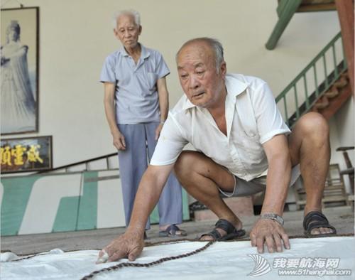 南台号,南台II号 8月22日:江村传统制帆田野调查,南台II号的底板、塞杆、走马也已完成。--南台二号 6.jpg