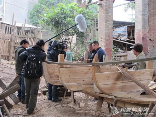 南台号,南台II号 8月22日:江村传统制帆田野调查,南台II号的底板、塞杆、走马也已完成。--南台二号 14.jpg