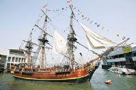 迪斯尼,香港,帆船,澳洲,顾问 准新人免费体验仿古帆船浪漫之旅 1.jpg