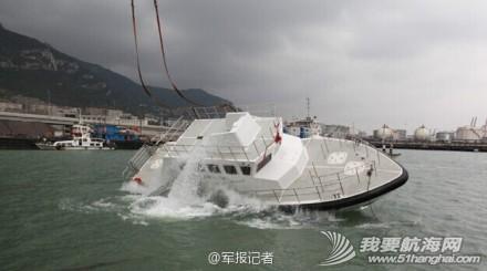 """不倒翁,国产 首艘国产""""海上不倒翁""""海巡船完成360度翻转试验 72f833944ab3a43.jpg"""