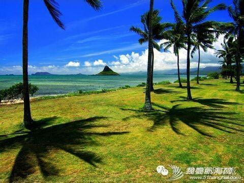 第二梦想号:即将前往浪漫的夏威夷