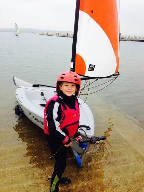 《少年帆船梦》,帆船运动,国家队,俱乐部 《少年帆船梦》 1.jpg