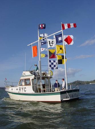 最常使用信号旗的是起航船,通过这些旗帜,可以让船员了解到起航的顺序等等。 30a级别旗.png