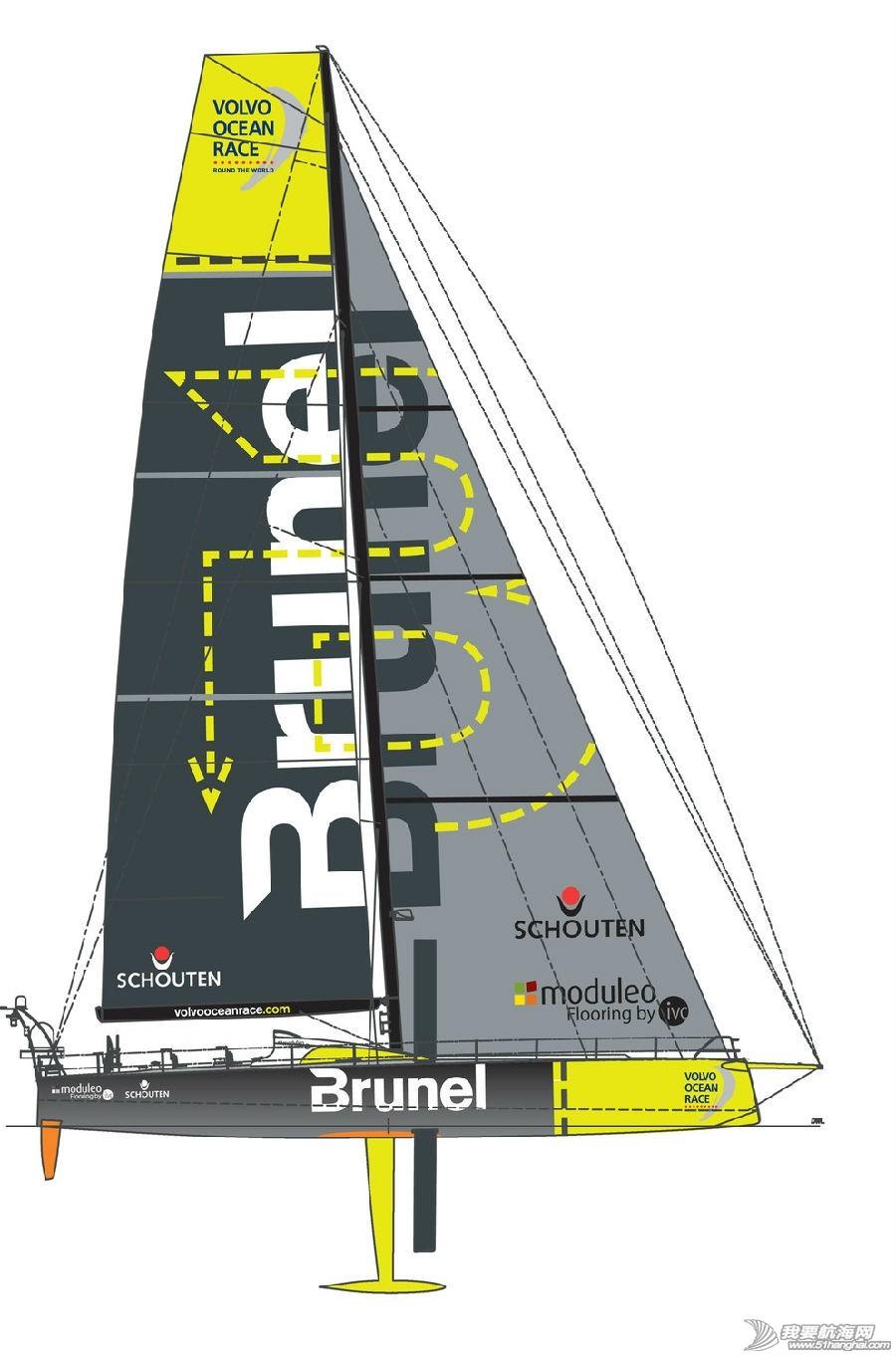 沃尔沃,壮志雄心,心脏病,航海家,布莱德 Team Brunel 布鲁内尔队 0.jpg