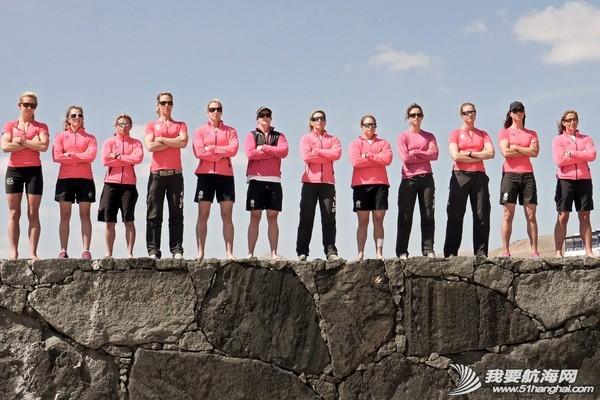沃尔沃,贾斯汀,姐妹花,戴维斯,Sports 2014/2015沃尔沃环球帆船赛船队介绍:爱生雅队 0.jpg