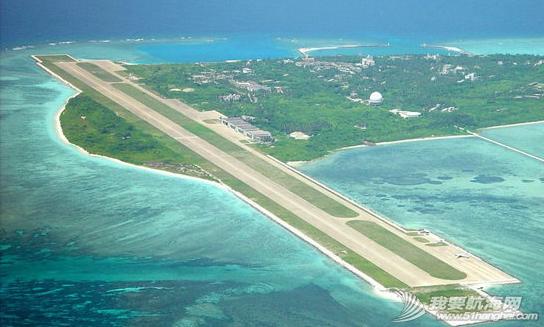 中国南海岛礁,施工新图 中国南海岛礁施工新图,很酷似目前在赤瓜礁进行的填海工程。 2.png