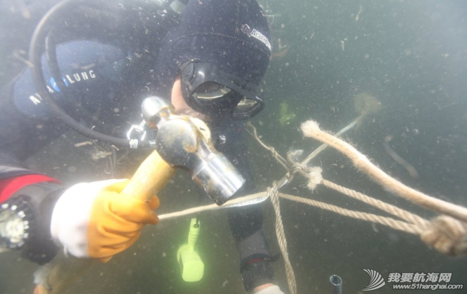 中国,水下考古船,探查,古沉船 中国水下考古船探查古沉船 5.png
