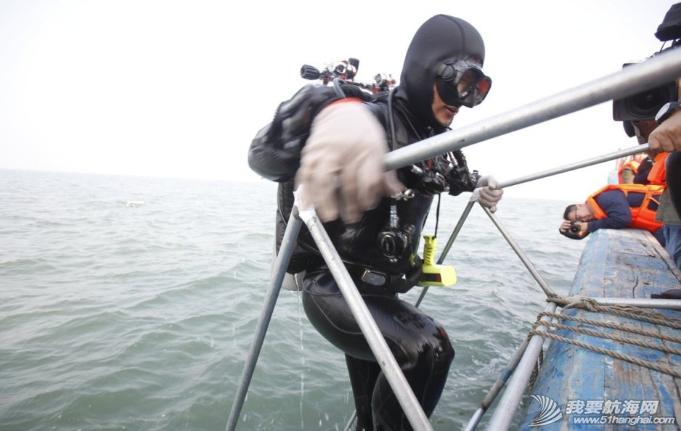 中国,水下考古船,探查,古沉船 中国水下考古船探查古沉船 4.png