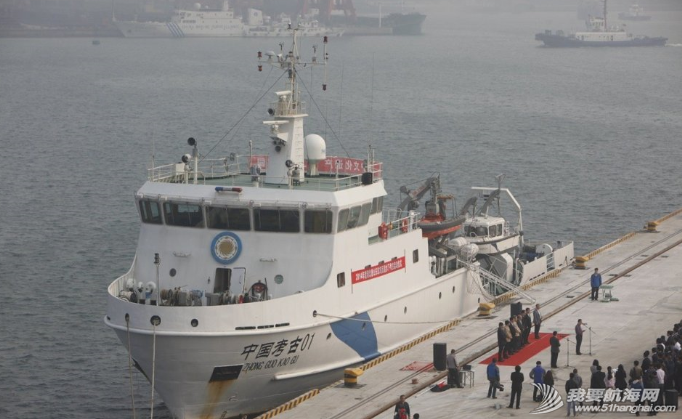 中国,水下考古船,探查,古沉船 中国水下考古船探查古沉船 1.png