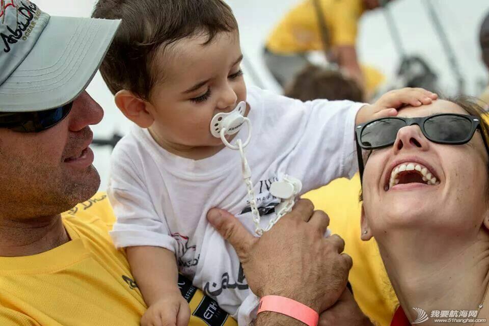 意大利,西班牙,沃尔沃,阿布扎比,新浪微博 2014-15沃尔沃环球帆船赛阿利坎特港内赛精彩回顾