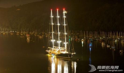 """超级帆船""""Eos Impressive""""号,主人是亿万富翁和电影大亨巴里-迪勒。 2.png"""