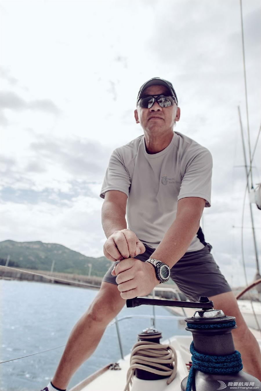 中国人,生活方式,生活空间,大自然,小孩子 中国杯帆船赛顾问罗锦辉的极简主义的海上精神 image1.jpg