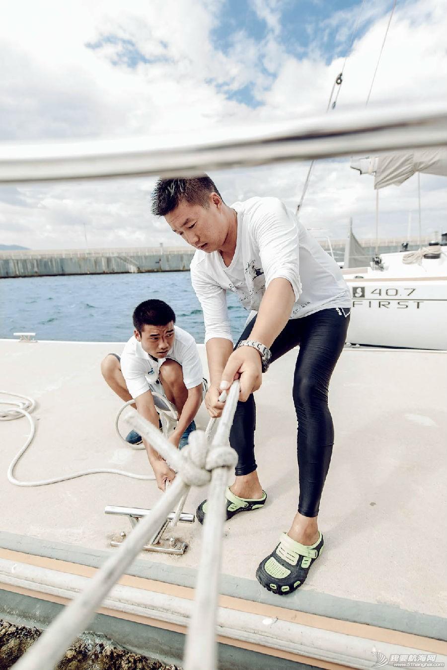 中国人,生活方式,生活空间,大自然,小孩子 中国杯帆船赛顾问罗锦辉的极简主义的海上精神 image4.jpg