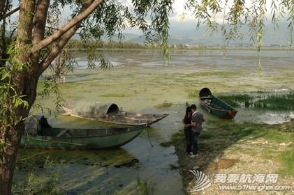滇船记 15 ---带儿子看洱海,并约了赵师傅询问海东镇的那6艘改装龙船的事情。 4.jpg