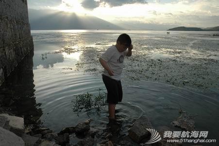 滇船记 15 ---带儿子看洱海,并约了赵师傅询问海东镇的那6艘改装龙船的事情。 5.jpg