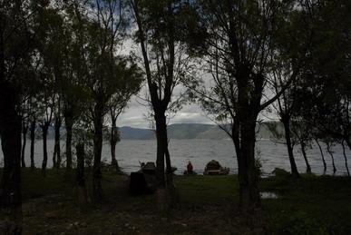 大理古城,帆船运动,墨尔本,吉普车,大庄村 滇船记 6---第一次走近下关的洱海。 2.jpg