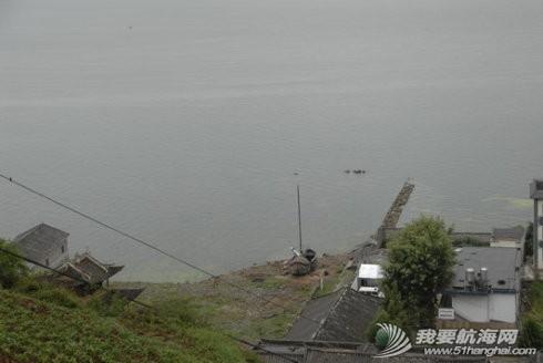 滇船记 5---洱海现存最大的那种传统帆船,长度约15米. 3.jpg