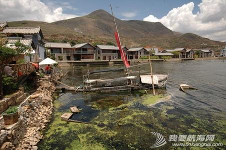 旅游景区,帆船运动,顺时针,张全景,云南 滇船记 2 --- 洱海是此次调查的第二个湖泊。 1.jpg