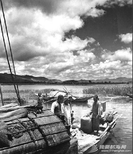 日用百货,土特产,护城河,龙舟,海口 滇船记 1---看到老木船了! 2.jpg