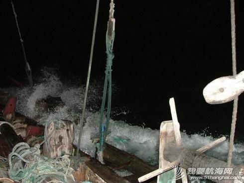 侧风南行:金华兴号古帆船云霄珠海航海记(一)