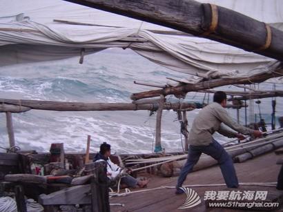 侧风南行:金华兴号古帆船云霄珠海航海记(一) 35.jpg
