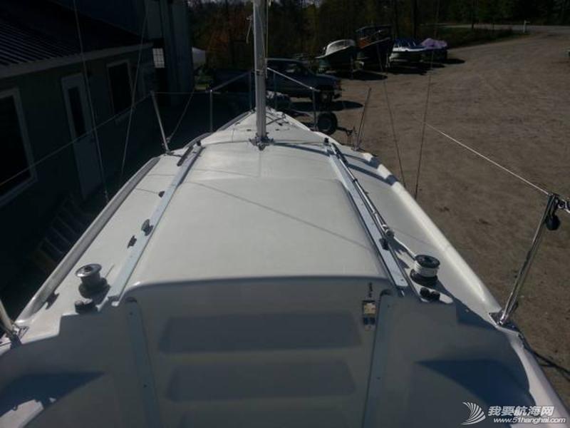 美国,便宜,帆船,进口 低价出售美国原装全新机帆两用帆船美贵格MacGregor26 Tattoo