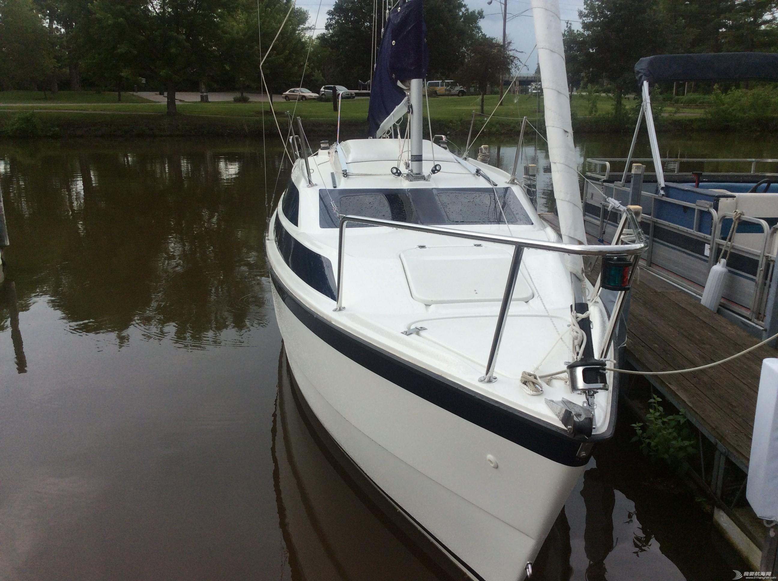 美国,便宜,帆船,进口 低价出售美国原装全新机帆两用帆船美贵格MacGregor26 tattoo3.jpg