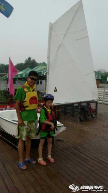 向日葵,俱乐部,会员,帆船 向日葵帆船俱乐部会员训练中!