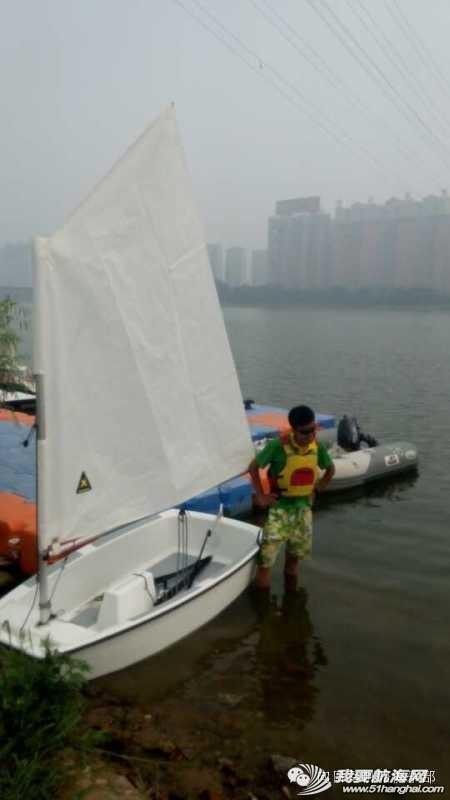 向日葵,俱乐部,会员,帆船 向日葵帆船俱乐部会员训练中! 0.jpg