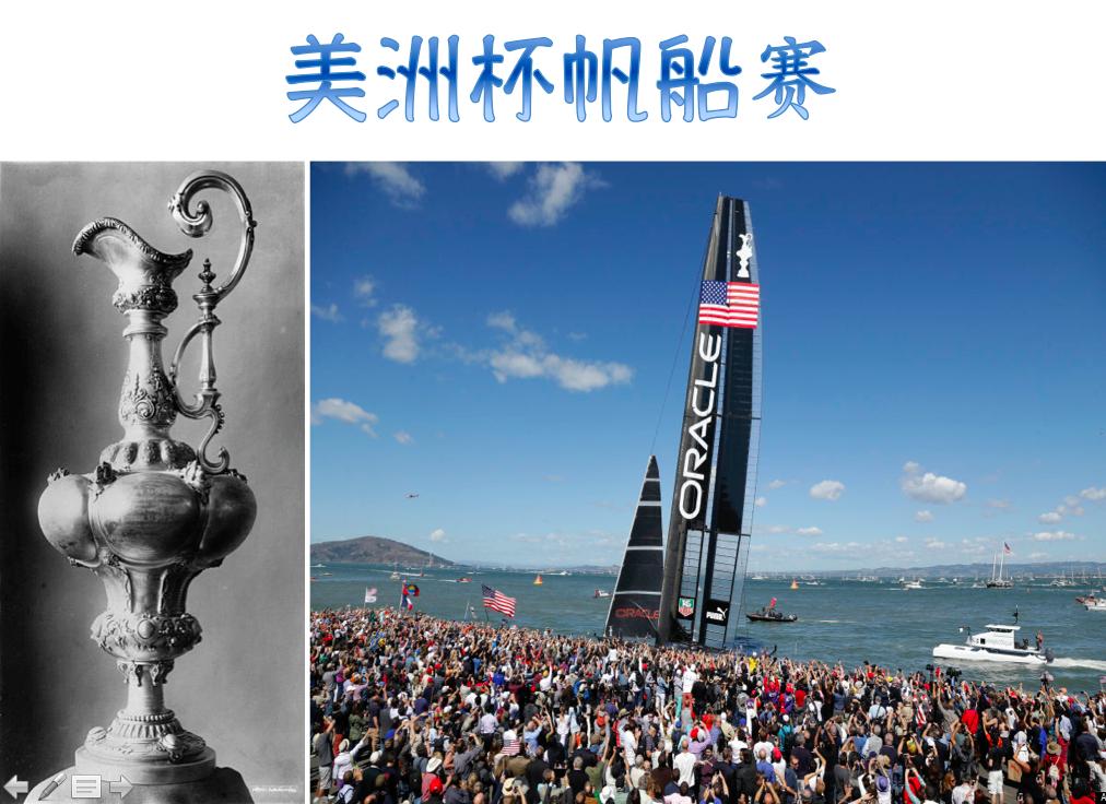 帆船赛事,美洲杯,新西兰,世界杯 帆船赛事介绍之美洲杯:奥运会、足球世界杯、F1方程式赛车、美洲杯帆船赛。 58a美洲杯.png