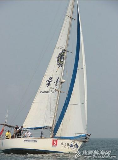 拉力赛,帆船 2014年11月中旬中韩帆船拉力赛招募12名体验者 1.jpg