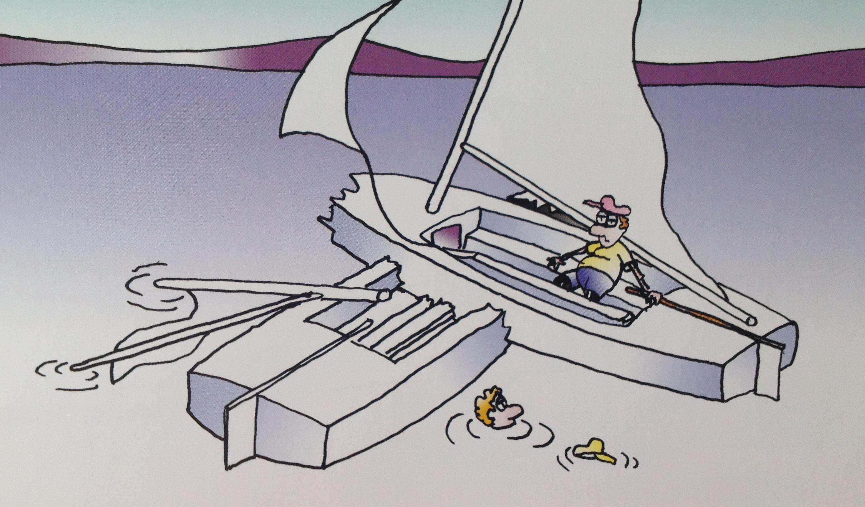 帆船 重温各种帆船规则:左舷风没有避让右舷风的后果 66a左右舷.jpg