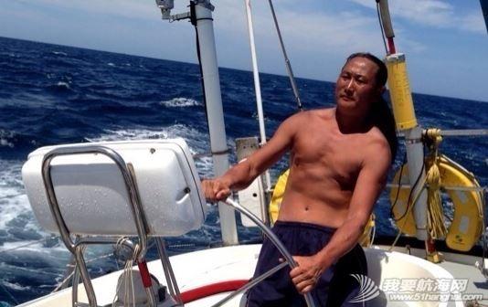 南太平洋,日本海,姜太公,航海家,二手 十三年前在南太平洋认识的老友南太井蛙笔下的《翟墨与海》 2.jpg