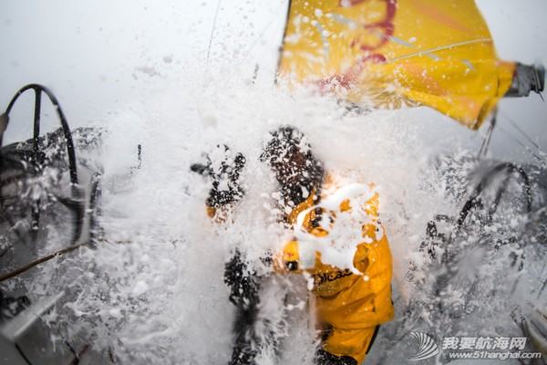 沃尔沃,阿布扎比,帕斯卡,不锈钢,海岸线 2014-15沃尔沃环球帆船赛第一赛段接近尾声 东风队在波折中不断进步