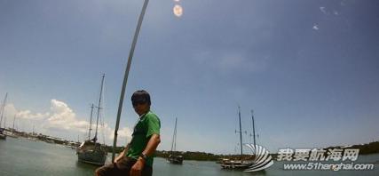 sailing,church,滑翔伞,英语班,凤凰 进入干不完的活状态:各个角落除锈补漆,铁壳船真麻烦。 4.png