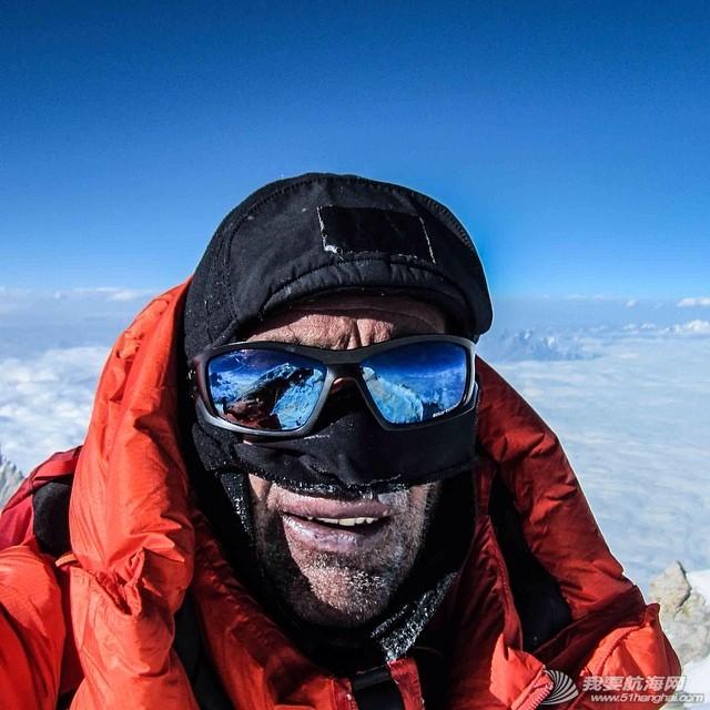 亚马孙河,西班牙,阿布扎比,沃尔沃,新浪微博 天生的探险家——迈克·霍恩对话东风队夏尔船长