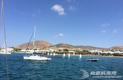 爱琴海,小朋友,帆船,海边,美的 这个季节爱琴海海域刮季风,我们的船几乎没有一刻停止过摇晃。 6.png