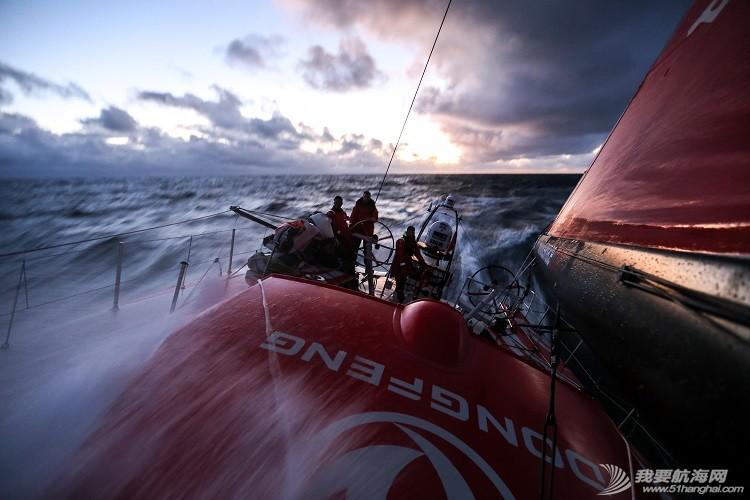 马达加斯加,阿布扎比,沃尔沃,印度洋,天气 北上航线曲折 船队排名交替不断