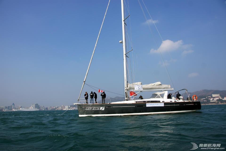 照片,黄海,2014,国际 2014中韩黄海国际帆船赛照片 45.jpg