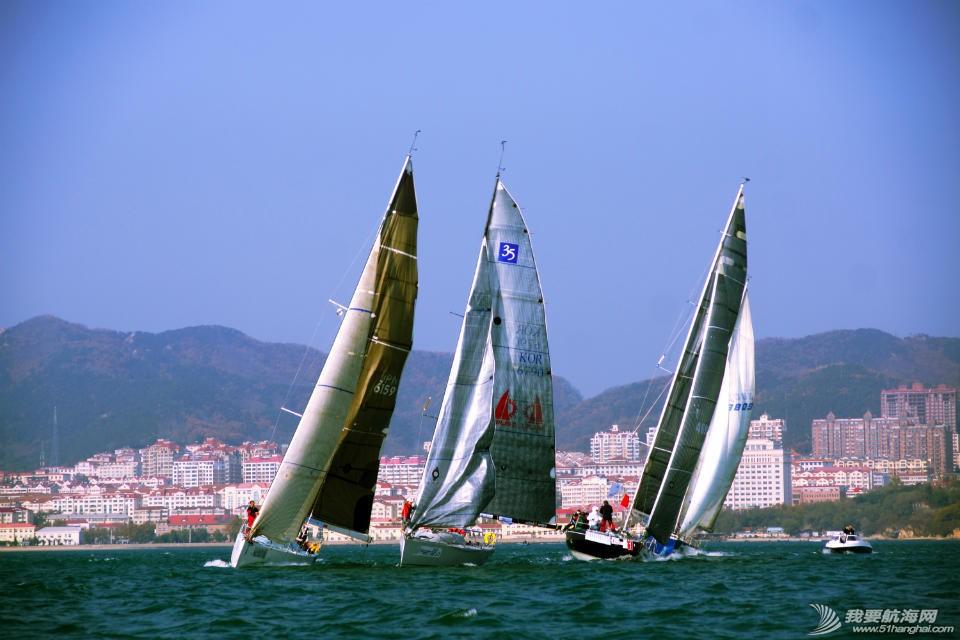 照片,黄海,2014,国际 2014中韩黄海国际帆船赛照片 54.jpg