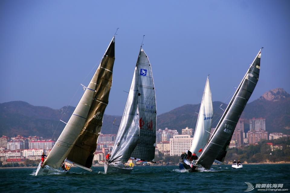 照片,黄海,2014,国际 2014中韩黄海国际帆船赛照片 56.jpg