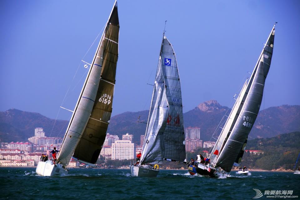照片,黄海,2014,国际 2014中韩黄海国际帆船赛照片 58.jpg