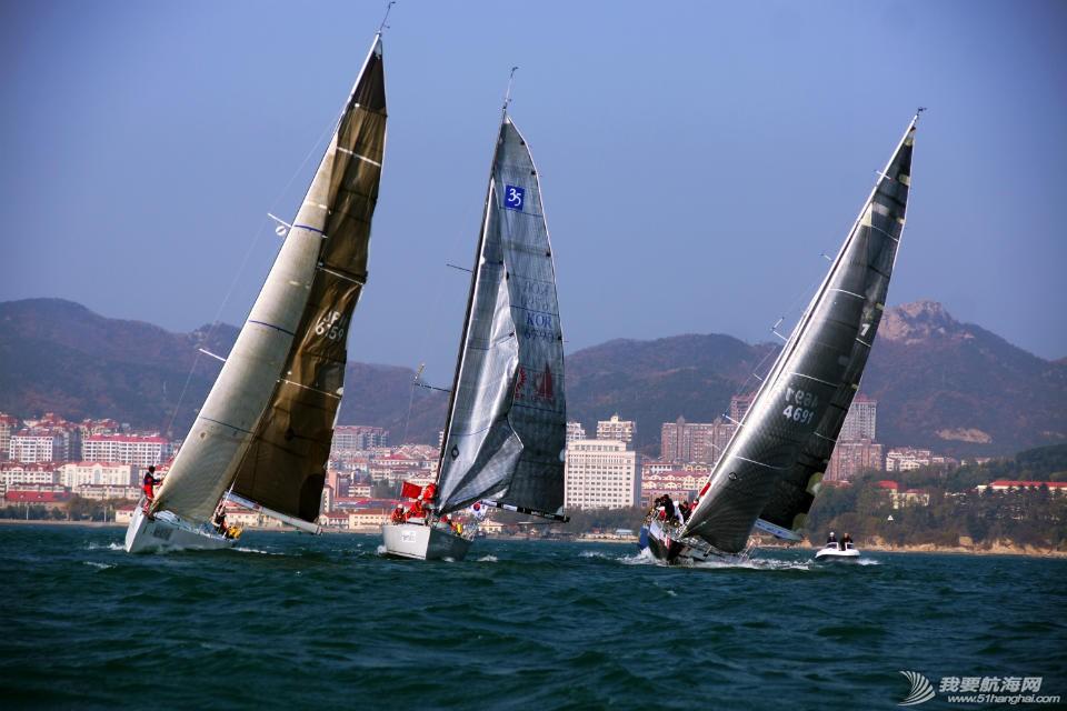 照片,黄海,2014,国际 2014中韩黄海国际帆船赛照片 57.jpg